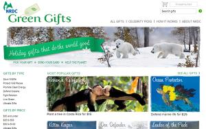 NRDC-Green-Gifts