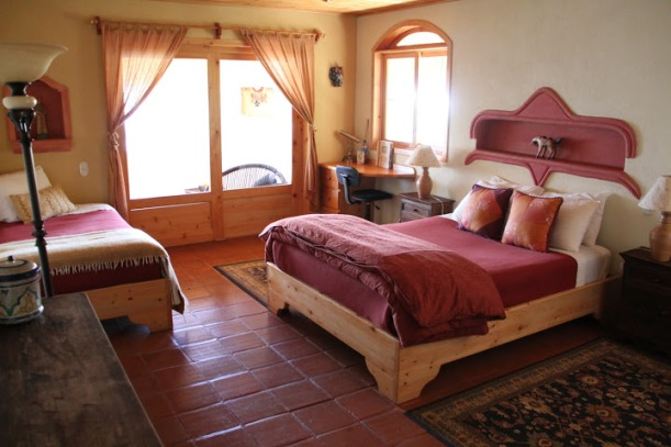 Room 15Lotus HouseSpacious DoubleGreat Views$95 Single$110 Double
